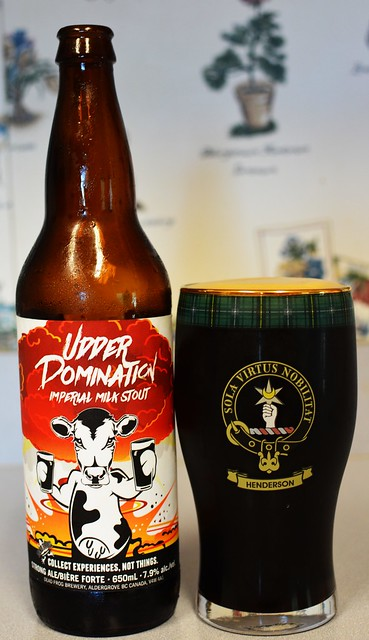 Dead Frog Brewery Udder Domination Imperial Milk Stout