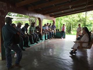 Honduras-Finca Nazareth- Dando gracias por 10 años