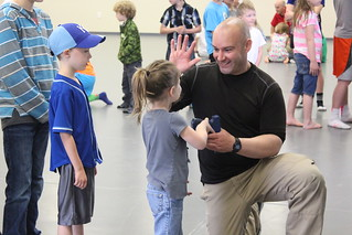 8737: High Fives for Handgun Safety | by NationalSheriff
