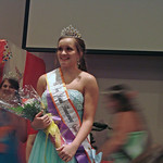 2016 Teen Queen Olivia Maack
