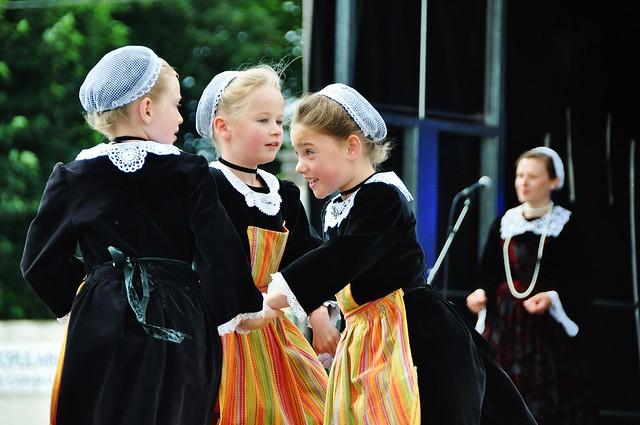 danse enfantine