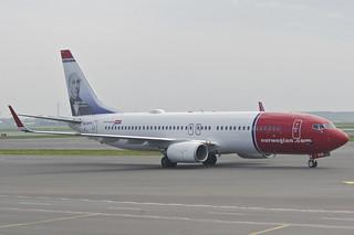 Norwegian Air Shuttle Boeing 737-800; LN-DYR@CPH;10.05.2013/706cl | by Aero Icarus