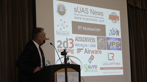 Patrick Egan sUASNews (4) | by Small Unmanned Systems Business Expo