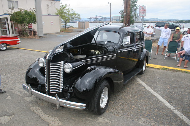 Ol' Pastime Car Show