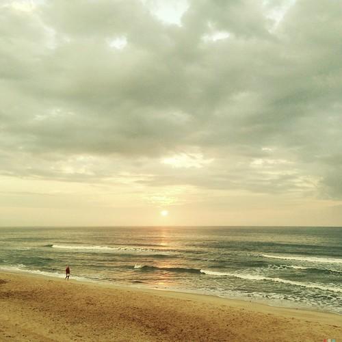 summer sun beach sunrise nc memory kurebeach iphoneography hipstamatic flipmode79 g2lens blankofreedom13film