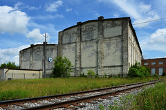 Abandoned Rail Shop