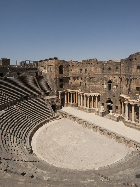 Bosra -II: The Great Theatre