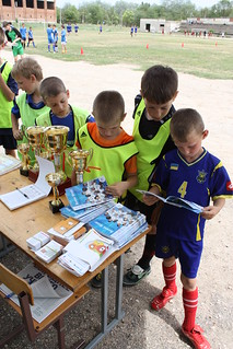 Inspiring young people through sport in Ukraine | by UNDP in Europe and Central Asia