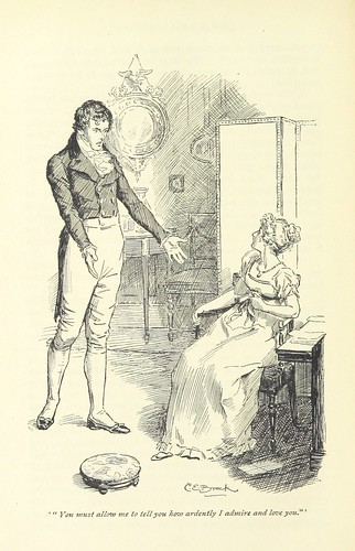 Image taken from page 212 of 'Pride and prejudice' | by The British Library