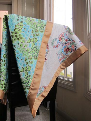 Baby Blanket | by Everyday Fray