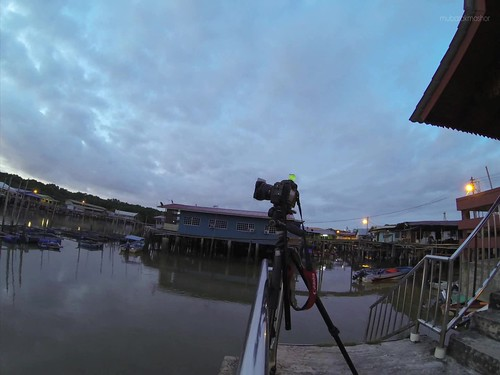 black sunrise project timelapse october edition brunei interval gopro hero3 05secs batumarang