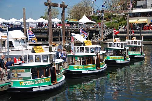 Victoria Harbour Ferries, Victoria, Vancouver Island, British Columbia, Canada