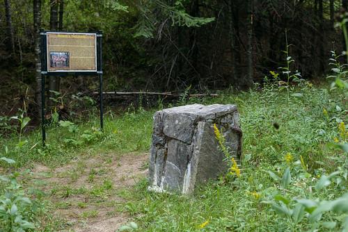 sign path idaho dirtpath