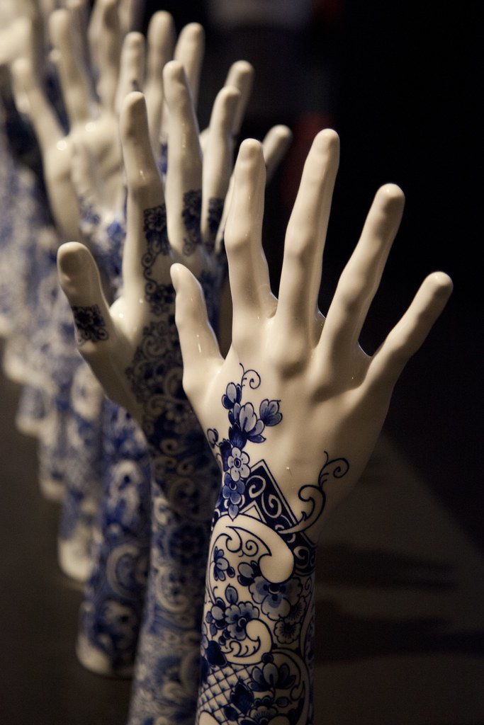 Delft Blue Tattoo Marcel Wanders Dutch Design Stedelij