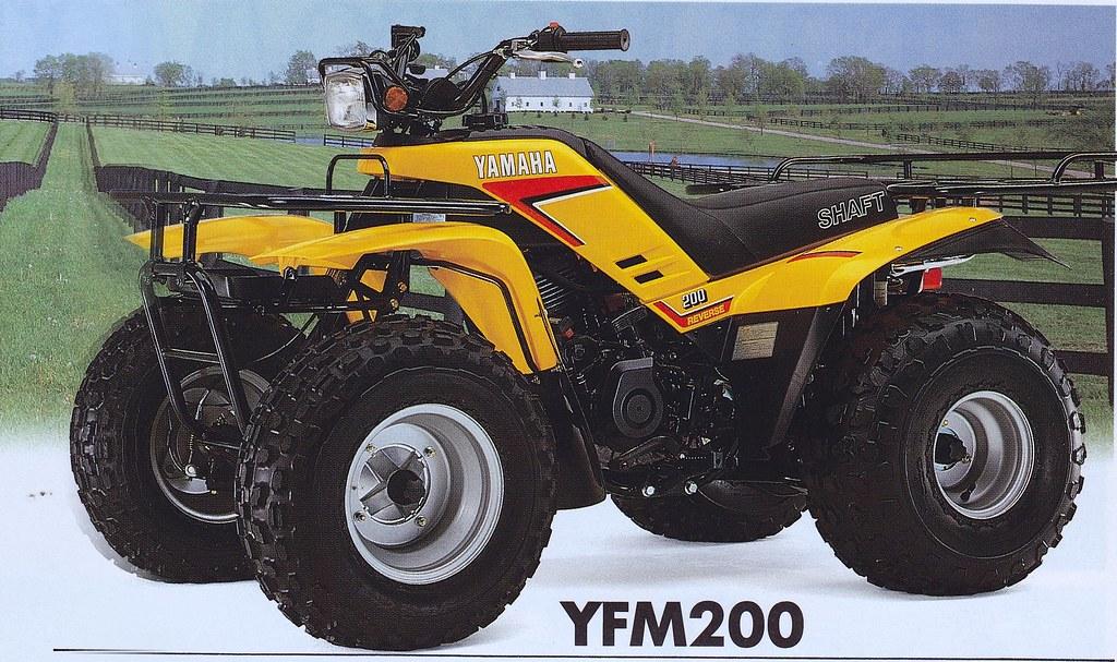 1985 yamaha atv yfm200 tony blazier flickr 1985 yamaha 125 atv at 1985 Yamaha Atv