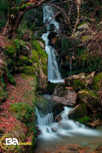 Waterfall Gerês