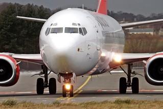 EC-LNC Boeing 737-400 Alba Star | by markyharky