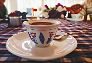 Drinking coffee at Debre Markos, Ethiopia | by Jasmine Halki