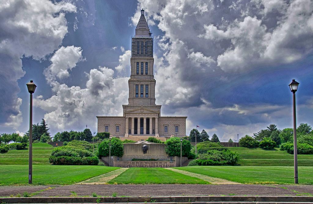 The George Washington Masonic National Memorial Shuter