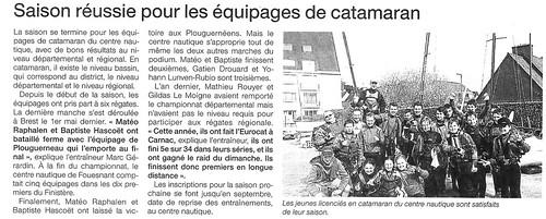 Catamaran- | by Alain Troëlle