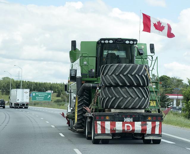 Canada 401, Aug 2015