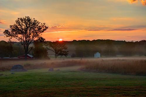 sunrise gettysburg