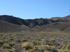 Soldier Meadows Road Between Gerlach and Soldier Meadows, Nevada