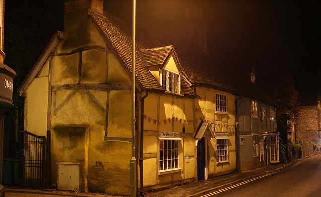 Wallingford Oxford night