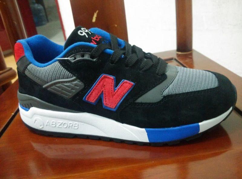 purchase cheap 99654 4bb97 NB 998CBL Men New Balance 998 Retro Black Red Sneaker | Flickr