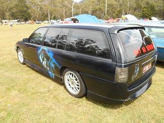 1990 Holden VN Commodore Wagon Custom