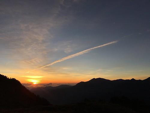 天梯 百岳 大劍山