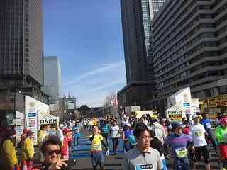 東京マラソン2017   by ken344jp