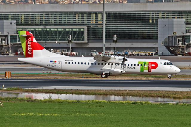 CS-DJH ATR.72 600 TAP Express AGP 13-02-17
