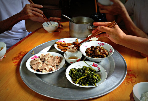 Jun/2014 - Pork is eaten daily by most people in Vietnam (photo credit: ILRI/HUPH/Ngan Tran)