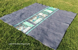 Commission quilt back | by Newbie Jen