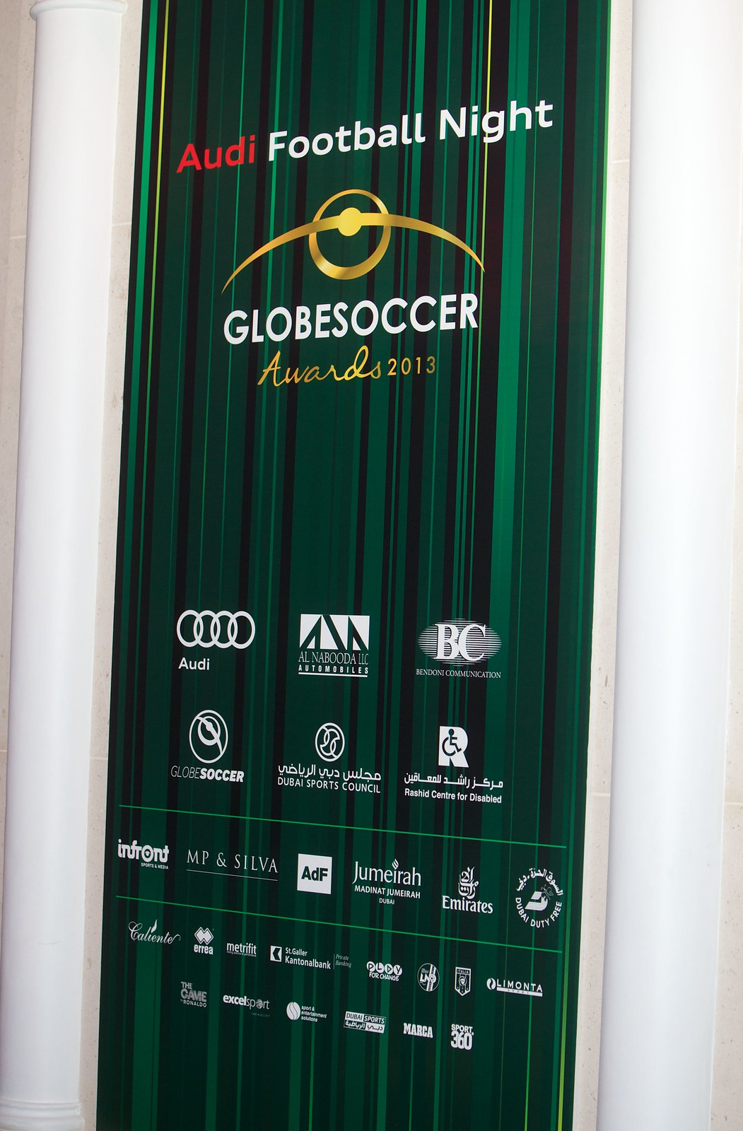 Globe Soccer Awards 018