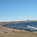 The southern tip of Block Island