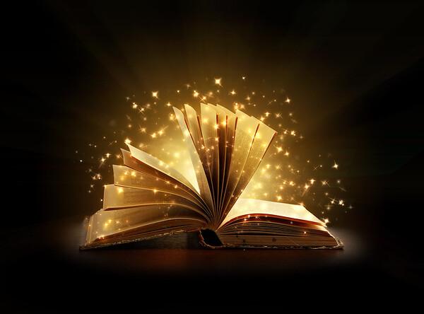 Livre Ouvert Etoiles 1001 Feuilles De Brotonne Flickr