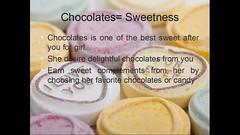 Chocolates Sweetness