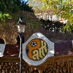 Parque Guell Barcelona 16