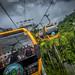 Cable car at La Marquesa