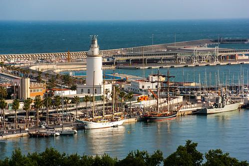 La Farola de Málaga | by Multimaniaco