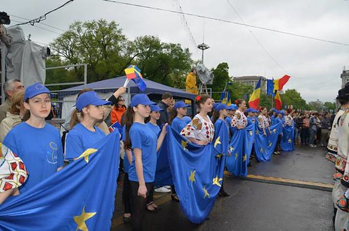 Europe Day celebrations in Moldova | by UNDP in Europe and Central Asia