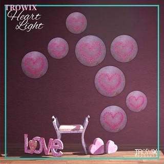Trowix - Heart Light MP