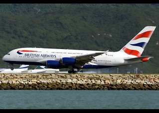A380-841 | British Airways | G-XLEA | HKG | by Christian Junker | Photography