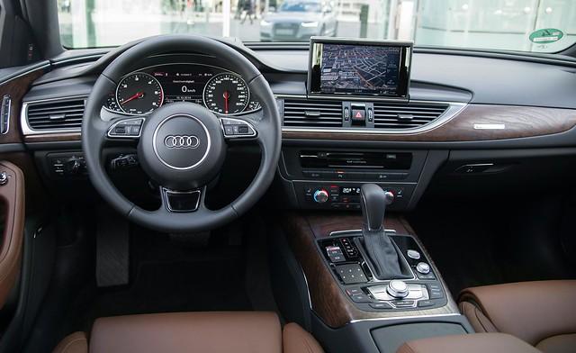 2015 Audi A6 Interior Design  #2015, #A6, #Audi, #Design, #Interior #Audi - http://carwallspaper.com/2015-audi-a6-interior-design/