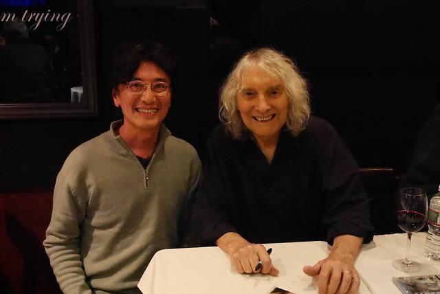 木, 2015-02-12 21:36 - Albert Lee at the Iridium