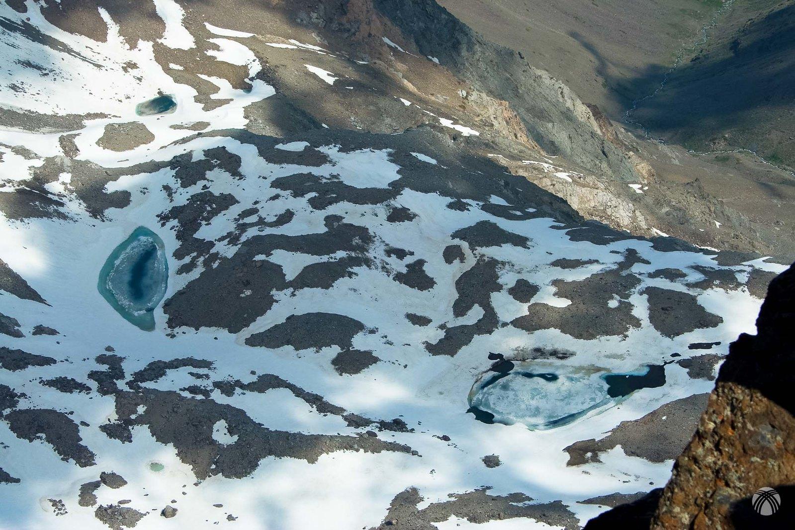 Lagunas de la Mosca y Juego de Bolos