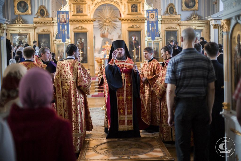 4-5 июня 2016, Неделя 6-я по Пасхе / 4-5 June 2016, Sixth Sunday Pascha