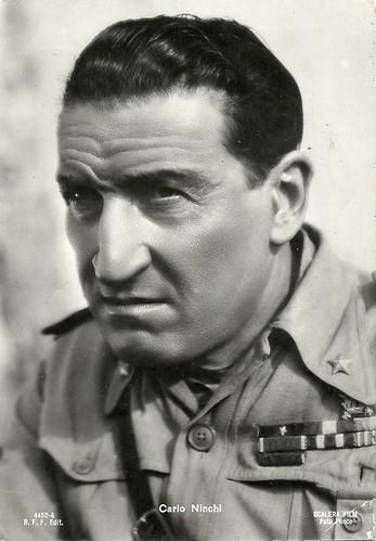 Carlo Ninchi in Giarabub (1942)